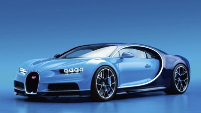 THE NEW BUGATTI CHIRON PUR SPORT
