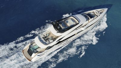 GRANTURISMO 45M AND ISA YACHTS LUXURY AT SEA