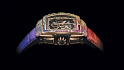 THE MULTICOLOR SPIRIT OF HUBLOT: SPIRIT OF BIG BANG