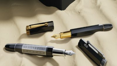 LOVE FOR DISCOVERY: MONTBLANC HERITAGE EGYPTOMANIA