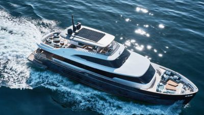 MAGELLANO 25 METRI: BRAKING CONVENTIONS AT SEA