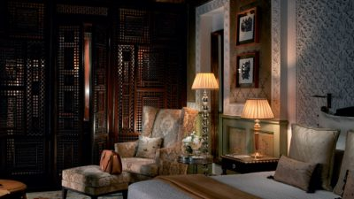 BETWEEN ART AND LUXURY: THE ROYAL MANSOUR MARRAKECH