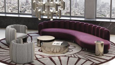 ELIE SAAB MAISON: ELEGANT SEDUCTION IN INTERIOR DESIGN.