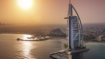 OFF-THE-CHARTS LUXURY: BURJ AL ARAB