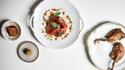 5 ITALIAN RESTAURANTS WITH MICHELIN STARS