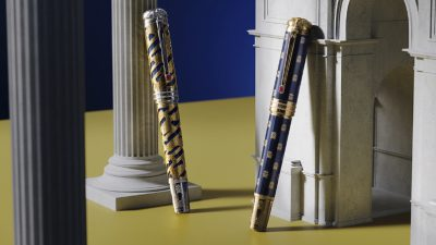 IMPERIAL WRITING: MONTBLANC PATRON OF THE ART HOMAGE TO NAPOLEON BONAPARTE