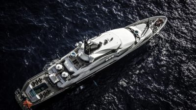 THE OCEANCO FLEET: FANTASY TRAVERSING THE SEA