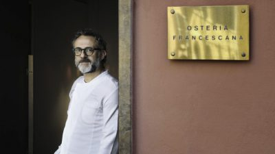 OSTERIA FRANCESCANA: THE MODEMA IDENTITY AT THE TOP OF THE LIST