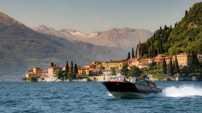 GRAND HOTEL TREMEZZO: CALM WATERS, HIGH PEAKS
