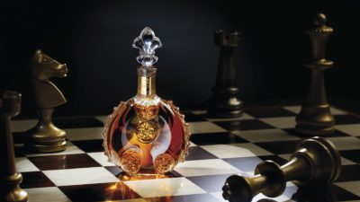 THE CELLAR'S LEGACY: LOUIS XIII