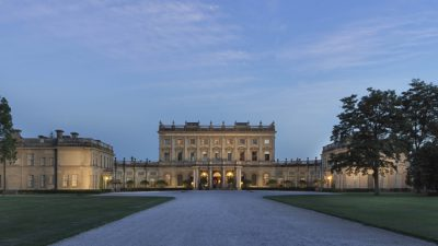 CLIVEDEN AND ENGLISH TRADITION OF ELEGANCE
