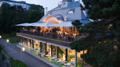 STEIRERECK RESTAURANT: THE SEARCH FOR AUSTRIAN FLAVOURS