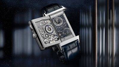 JAEGER-LECOULTRE REVERSO HYBRIS MECHANICA CALIBRE 185: THE COMPLEXITY OF TIMEKEEPING