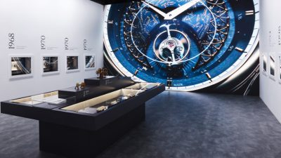 JAEGER-LECOULTRE ANNOUNCES UPCOMING SOUND MAKER EXHIBITION IN NYC