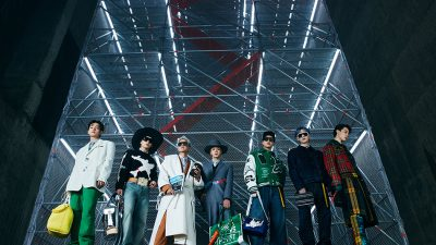 TOURISM IN A PURE WORLD: LOUIS VUITTON FALL WINTER 2021 MENSWEAR COLLECTION
